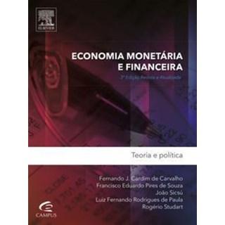 Livro - Economia Monetária e Financeira - Carvalho