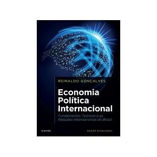 Livro - Economia Politica Internacional - Gonçalves