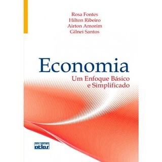 Livro - Economia: Um Enfoque Básico e Simplificado - Fontes