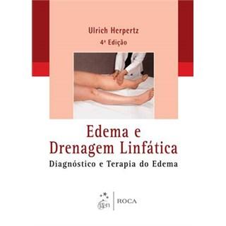 Livro - Edema e Drenagem Linfática - Herpertz