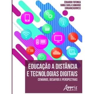 Livro - Educação à Distância e Tecnologias Digitais