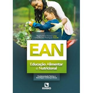 Livro Educação Alimentar e Nutricional - Ciacchi - Rúbio