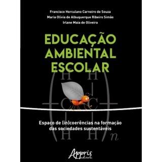 Livro - Educação Ambiental Escolar - Souza