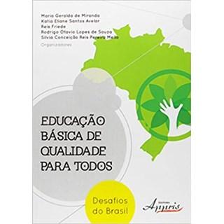 Livro - Educação Básica de Qualidade para Todos - Avelar - Appris