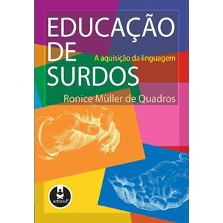 Livro - Educação de Surdos - Quadros