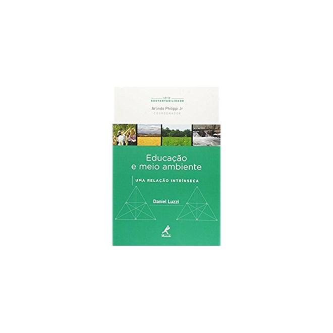Livro - Educação e Meio Ambiente - Luzzi