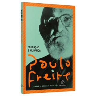 Livro - Educação e Mudança - Freire - Paz e Terra - Pré-Venda