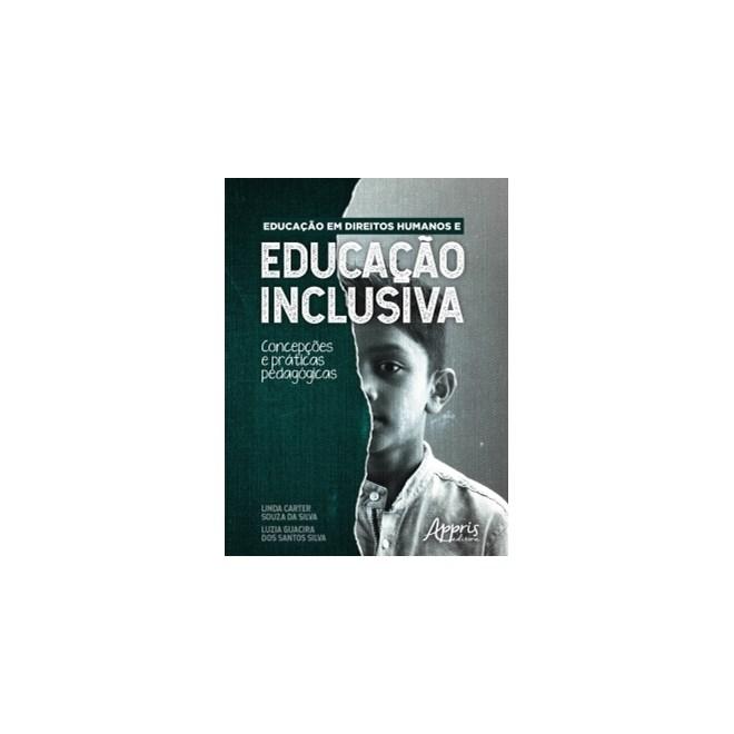 Livro - Educação em Direitos Humanos e Educação Inclusiva - Silva