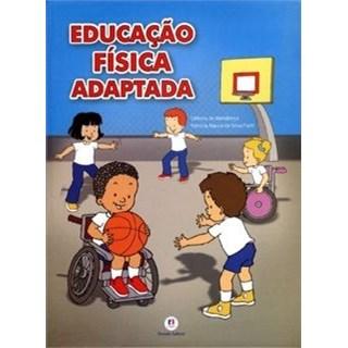 Livro - Educação Física Adaptada - Mendonça