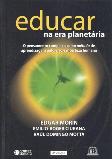 Livro - Educar na Era Planetária - Morin