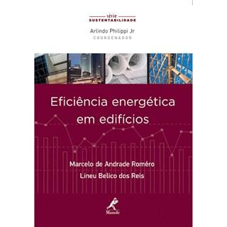 Livro - Eficiência energética em edifícios - Roméro