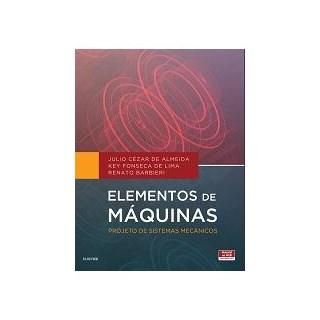 Livro - Elementos de Máquinas - Projeto de Sistemas Mecânicos - Almeida