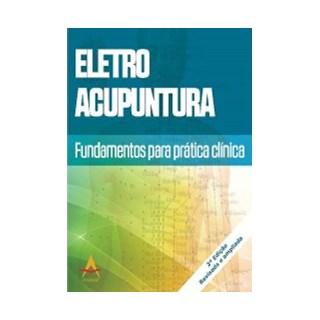 Livro - Eletroacupuntura - Athayde
