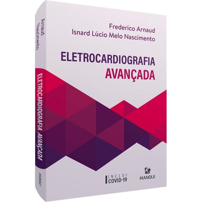 Livro Eletrocardiografia Avançada- Arnaud - Manole