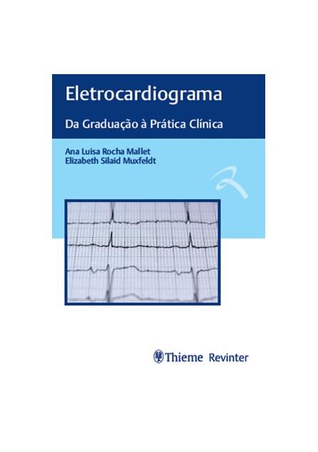Livro - Eletrocardiograma - Mallet