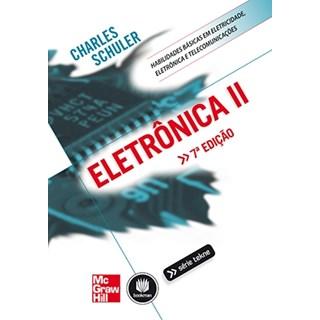 Livro - Eletrônica II -  Schuler