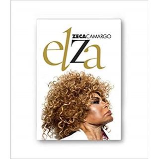 Livro - Elza - Zeca Camargo