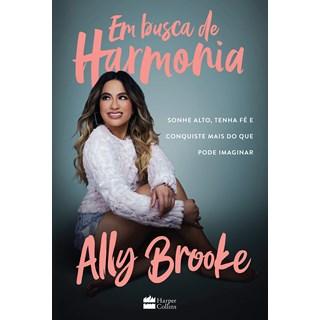 Livro Em Busca de Harmonia - Brooke - Hapercollins