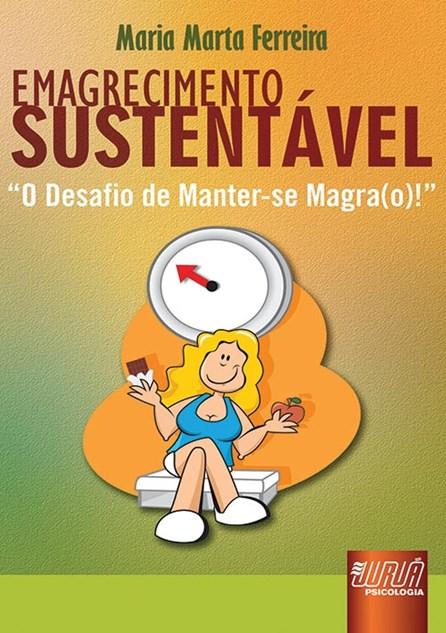 Livro - Emagrecimento Sustentável - Ferreira