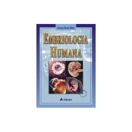 Livro - Embriologia Humana - Maia
