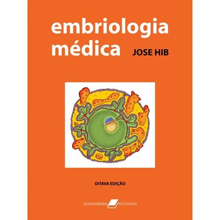 Livro - Embriologia Médica - Hib