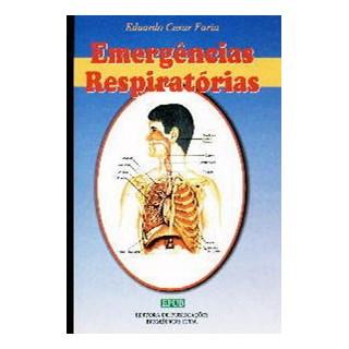 Livro - Emergência Respiratória - Faria ***