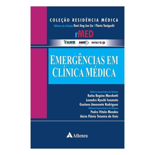 Livro - Emergências em Clínica Médica - Liu - Livraria Florence af0070552f