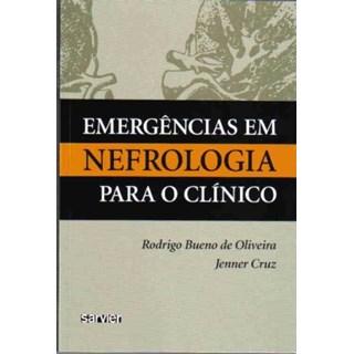 Livro - Emergências em Nefrologia Para o Clinico - Oliveira