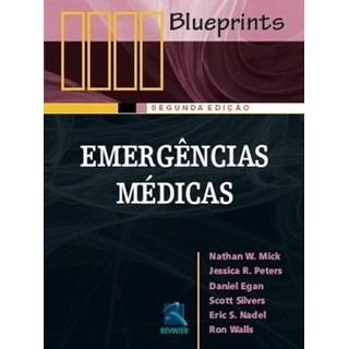 Livro - Emergências Médicas - Blueprints