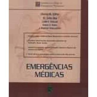 Livro - Emergências Médicas - Cline