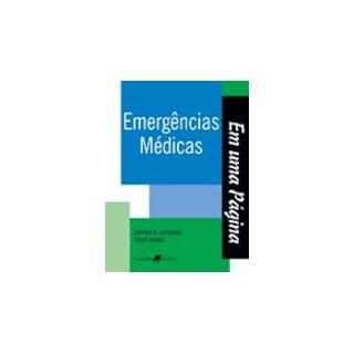 Livro - Emergências Médicas Em Uma Página - Caterino #