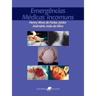 Livro - Emergências Médicas Incomuns - Farias Junior