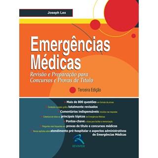 Livro - Emergências Médicas - Lex