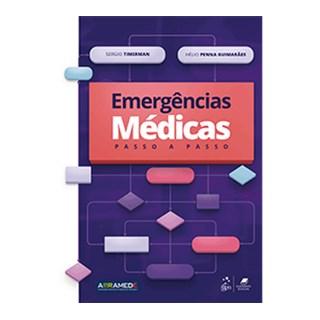 Livro - Emergências Médicas Passo a Passo - Timerman