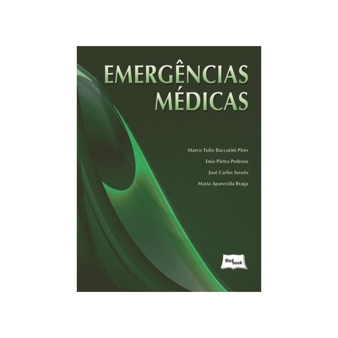 Livro - Emergências Médicas - Pires