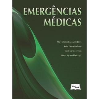 Livro - Emergências Médicas - Pires - Medbook