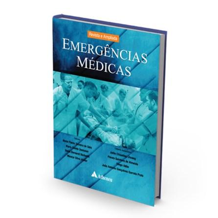 Livro - Emergências Médicas - Revista Ampliada - Góis