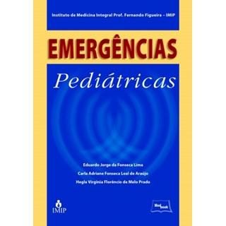 Livro - Emergências Pediátricas - IMIP - Fonseca