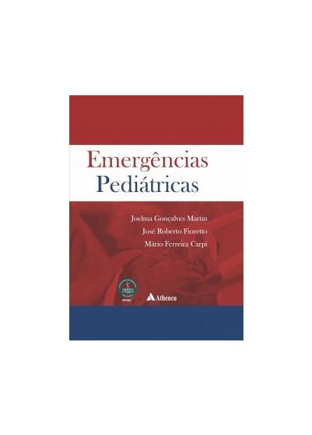 Livro - Emergências Pediátricas - Martin