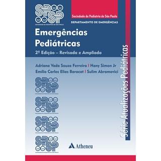 Livro - Emergências Pediátricas - Série Atualizações Pediátricas 2º EDIÇÃO- Baracat