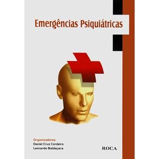 Livro - Emergências Psiquiátricas - Baldaçara