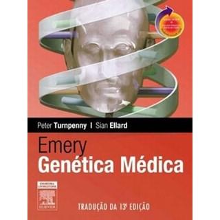 Livro - Emery Genética Médica - Turnpenny #