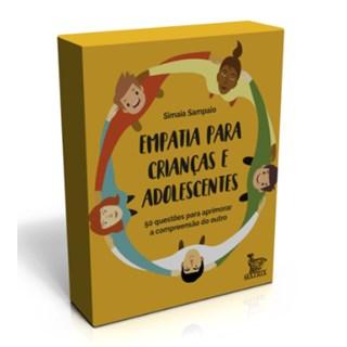 Livro - Empatia para Crianças e Adolescentes - Sampaio