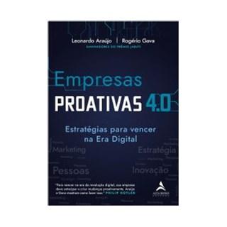 Livro - Empresas Proativas 4.0 - Araújo