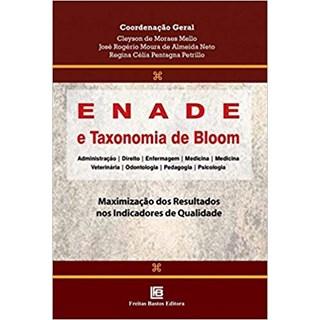 Livro - ENADE e Taxonomia de Bloom - Mello