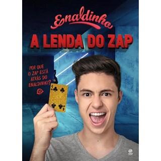 Livro - Enaldinho - A Lenda Do Zap