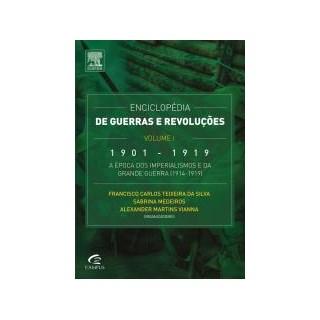 Livro - Enciclopédia de Guerras e Revoluções - Vol. I - Silva
