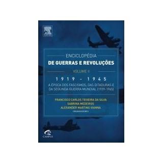 Livro - Enciclopédia de Guerras e Revoluções - Vol. II - Silva