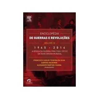 Livro - Enciclopédia de Guerras e Revoluções - Vol. III - Silva