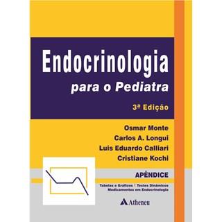 Livro - Endocrinologia para o Pediatra - Longui